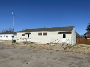 514 N Olive, Wellington KS ~ Social Hall | Meeting Space | Zoned R-1 Single Family