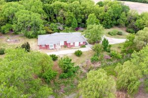 8.56 ACRES | 3000+ SF ON MAIN LEVEL | FULL, UNFINISHED BASEMENT | BUILT IN 2000