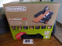 Rockwell BladeRunner X2 portable tabletop saw, NIB