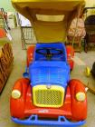 Putt-Putt Mobile pedal car, appears complete /needs cleaned