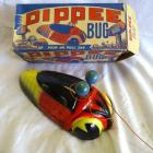 Dippee Bug push or pull toy, original box