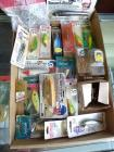 "Lures and hooks-Norman Lure, Billy Bob's Triple ""B"", Roscoe's Shiner, various hooks <br />"
