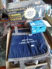 2 New Fishing Kits-101 Piece, 3 Soft Pak USA- Gitzit Pak and hooks <br />