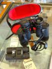 Binoculars- Sans & Streiffe 7x35 in case and a small set <br />