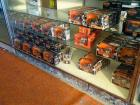 26 Harley-Davidson 1:18 Die-Cast Cycles- Series - on 3rd shelf