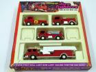 Tootsie Toy Fire Fighters  Die-Cast Metal toys, NIB