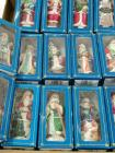 14 Old World Santa Collectibles, in orig boxes