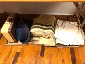 Tablecloths, Blankets, Hats, Case