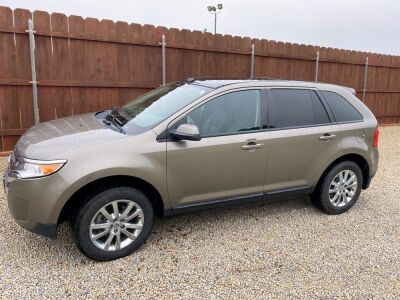 2013 Ford Edge SEL, 115129 miles, Leather Interior, FWD, VIN:2FMDK3JC7DBA07582