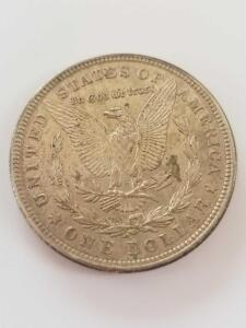 1921 Morgan Silver Dollar, 90% Silver
