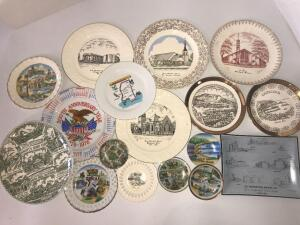 Decorative State Plates