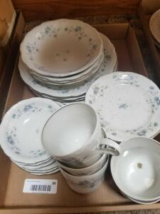 Johann Haviland Bavaria Germany China Set