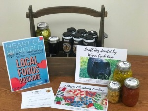 Local Food Package from Winfield Area Businesses