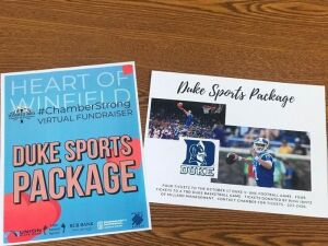 Duke Sports Package, Football and Basketball