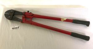 Master Mechanic heavy duty bolt and cable cutter 24in
