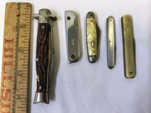 Small Pocket Knives