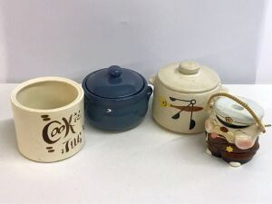 Ceramic Cookie Jars