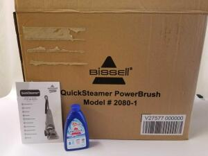 Bissell QuickSteamer PowerBrush NEW IN BOX