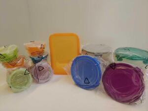 New Lock/Lock Food Storage Containers