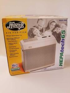 New in Box - Hunter Air Purifier- HEPAtech 65- Model 30065