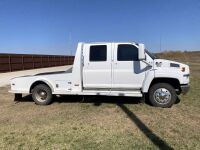 2007 Chevrolet C5500 TopKick Hauler, 117488 Miles, Regency Conversion, Pre-Def, Luxury Interior - 2