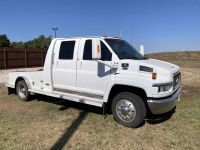 2007 Chevrolet C5500 TopKick Hauler, 117488 Miles, Regency Conversion, Pre-Def, Luxury Interior - 3