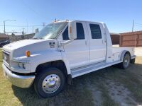 2007 Chevrolet C5500 TopKick Hauler, 117488 Miles, Regency Conversion, Pre-Def, Luxury Interior - 4