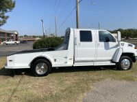 2007 Chevrolet C5500 TopKick Hauler, 117488 Miles, Regency Conversion, Pre-Def, Luxury Interior