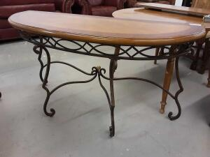 Sofa Table 56.25 x 19