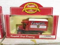 (2) Campbell's 125 Years | NIB-Shipping Boxes Included - 2