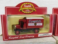 (2) Campbell's 125 Years | NIB-Shipping Boxes Included - 4