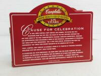 (2) Campbell's 125 Years | NIB-Shipping Boxes Included - 7